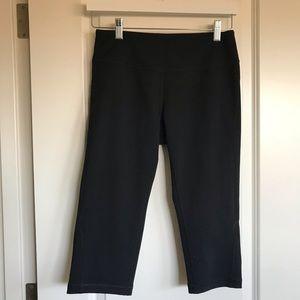 Nordstrom Zella Black Capri Leggings Size S/P